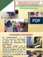 CONSTRUCTIVISMO-SOCIOCONSTRUC