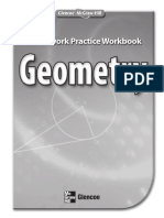 Geometry Home Practice Workbook