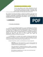 LOS ACTOS INTRODUCTORIOS DE LAS PARTES AL JUICIO.docx