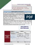 SSOst0028 Prevención de Incendios y Otras Emergencias v02
