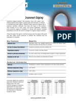 Adhesive Lined Grommet Brochure