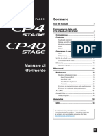 Cp4 Manuale Reference