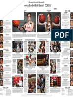 Denton Record-Chronicle 2017 All-Area Basketball Team