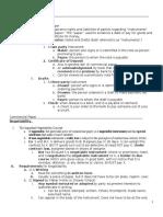 Commercial Paper, MiniOutline