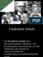 Ppt Frankfurter Schule