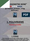 Kviz Nogometne Ikone PRAG