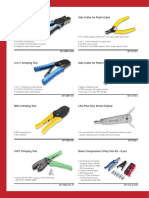 Tools catalogue