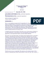 Capistrano vs. Nadurata - Full Text