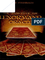 The Secrets of the Lenormand Oracle