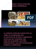 Origen y Evolucion Del Codigo Patriarcal