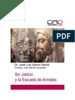 (Ibn Jaldún y La Escuela de Annales, Libro)