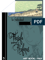 Larrauri Maite - Filosofia Para Profanos 05 - La Felicidad Segun Spinoza-(Comic)