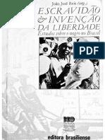 Joao Jose Reis - Escravidao & Invençao Da Liberdade