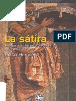 Hernuñez Pollux - La Satira - Insultos Y Burlas En La Literatura De La Antigua Roma.pdf