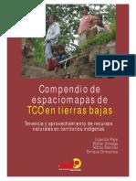 Compendio de Espaciomapas de TCO en Tierras Bajas