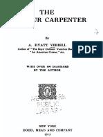 1915 the Amateur Carpenter