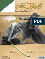 Jadepunk Tales Vigilance Committee Volume One
