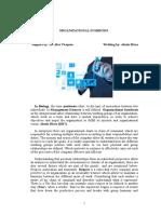 Organizational Symbiosis (english Version)