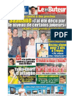 LE BUTEUR PDF du 17/07/2010