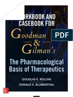 Workbook and Casebook for Goodman and Gilman's the Pharmacological Basis of Therapeutics - 1st Edition (2016)