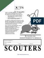 Bitacora Del Scouter-Asmac