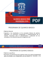 Programa Quimica Basica