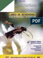 Congreso Chileno de Entomologia 2006