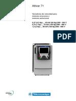 Guia de Instalacion Atv 71 (0.37KW-90KW)