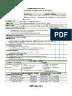 Herramientas para diagramar PERT y CPM.