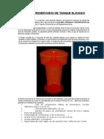 Diseño cálculo - Reservorio