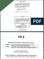 FD9 260005164 Catalogo Trator Esteiras Fiat FD9 PDF