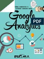 Esgalla Manual Google Analytics