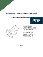 Accord de libre-échange canadien