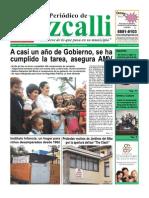 Periódico de Izcalli, Ed. 606, Julio 2010