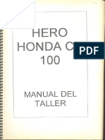 Honda Cd100 Manual Taller