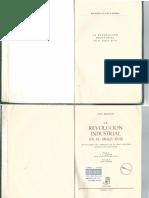 Mantoux Paul - La Revolucion Industrial en El Siglo XVIII