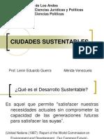 Ciudades Sustentables Lenin