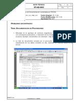 NT AD 0003 a G28 Proceso de Documentaci%F3n Comentada