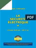 La Securité Électrique