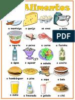 13630 Os Alimentos