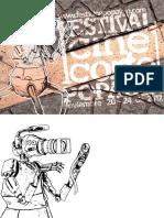 Catálogo Festival de Cine Corto de Popayán 2012