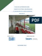 Plan de Autoprotección Campo de Futbol Lemoa