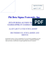 2017 phi beta sigma scholarship application final  current event