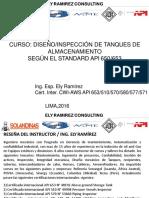 Dia 2 Lima Inspeccion Reparacion Tanques Almac