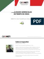 Tema 1_KurtGoldman-Habilidades Gerenciales en Tiempos de Crisis