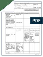 F004-P006-GFPI Guia de Aprendizaje Pronostico de Ventas