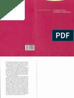FARIA, José Eduardo, El Derecho en La Economía Globalizada