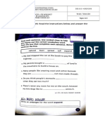 6th Grade Pde Worksheet