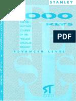 2000 Advance Keys