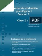 clase 2 y 3